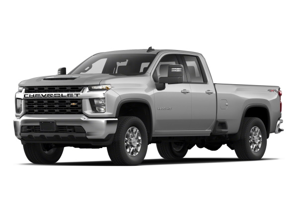 Chevrolet Silverado 3500 HD T1XX Pickup Double Cab