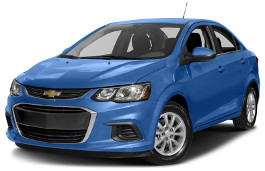 Chevrolet Sonic T300 Facelift Berline
