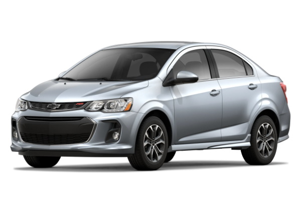 Chevrolet Sonic T300 Facelift Saloon