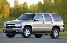 Chevrolet Sonora GMT800 SUV