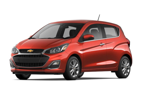 Chevrolet Spark M400 Facelift Hatchback