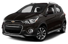 Chevrolet Spark Activ wheels and tires specs icon