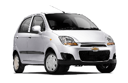 Chevrolet Spark Life wheels and tires specs icon