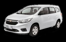 Chevrolet Spin Facelift MPV