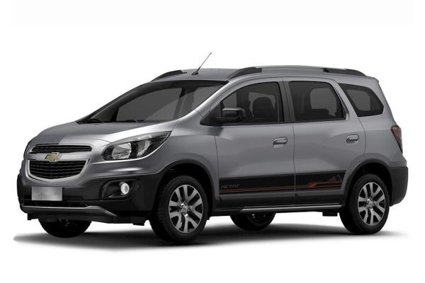 Chevrolet Spin Activ MPV