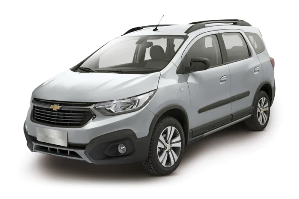 Chevrolet Spin Activ Facelift MPV