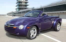 Chevrolet SSR wheels and tires specs icon