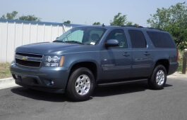 opony do Chevrolet Suburban IX [2007 .. 2014] SUV, 5d