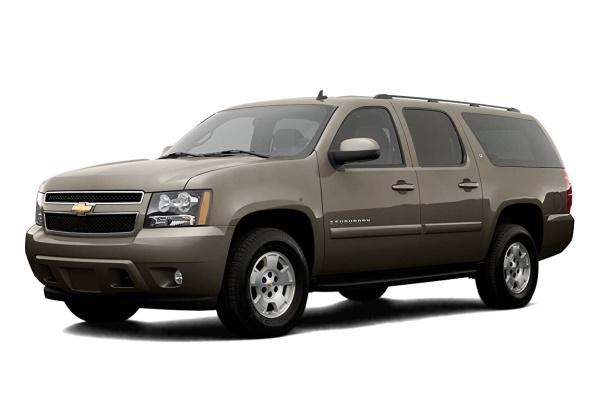 Chevrolet Suburban IX (GMT900) SUV