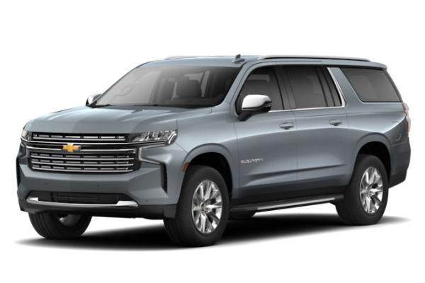 Chevrolet Suburban XI (GMT1YC) SUV