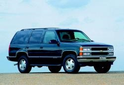 Chevrolet Tahoe 1999 Wheel Tire Sizes Pcd Offset And