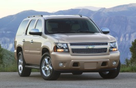 Chevrolet Tahoe wheels and tires specs icon