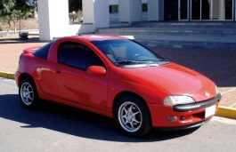 Chevrolet Tigra Coupe
