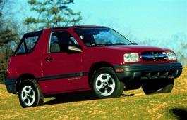 Chevrolet Tracker II SUV