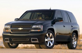 Chevrolet TrailBlazer - Specs of wheel sizes, tires, PCD, Offset ...