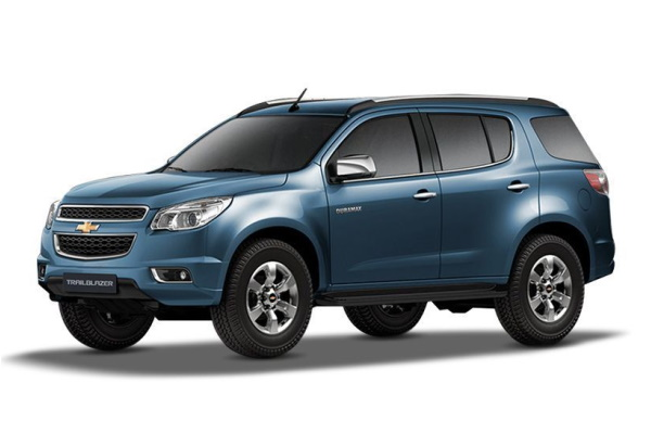 Chevrolet TrailBlazer II SUV