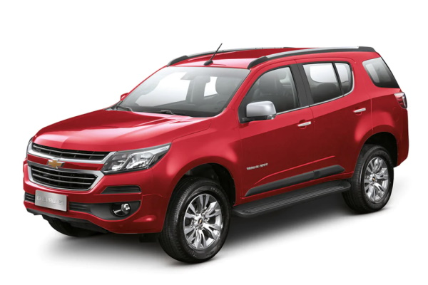 Chevrolet TrailBlazer II Facelift SUV