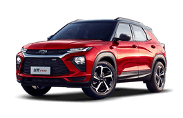 Chevrolet TrailBlazer wheels and tires specs icon