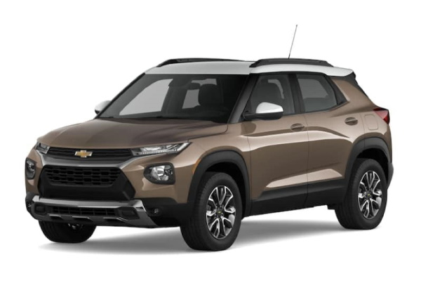 Chevrolet TrailBlazer III SUV