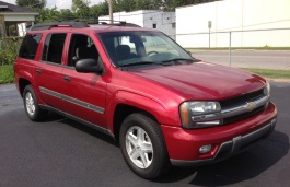 Chevrolet TrailBlazer EXT SUV