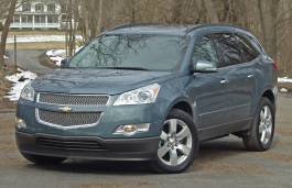 Chevrolet Traverse I SUV