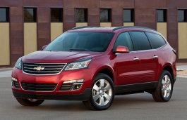 Chevrolet Traverse I Facelift SUV