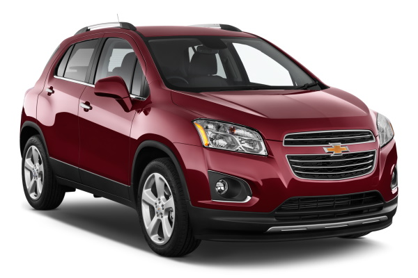 Chevrolet Trax wheels and tires specs icon