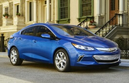 Chevrolet Volt 2018 Wheel Tire Sizes Pcd Offset And Rims