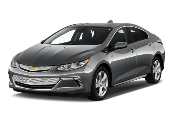 Chevrolet Volt wheels and tires specs icon
