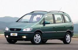 opony do Chevrolet Zafira A [2002 .. 2005] [MXNDM] MPV, 5d