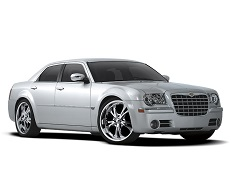 Chrysler 300C SRT-8 wheels and tires specs icon