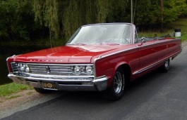 Chrysler Newport C-body I Cabrio