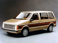 Chrysler Town & Country AS Saloon