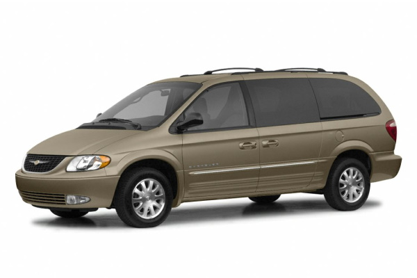 Chrysler Town & Country wheels and tires specs icon