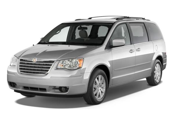 Chrysler Voyager RT MPV