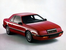 Chrysler LeBaron H-body Coupe