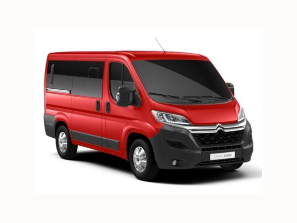 Citroën Relay 250 Facelift Van