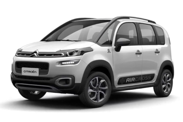 Citroën Aircross Restyling SUV