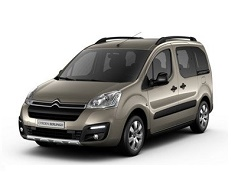 Citroën Berlingo B9 Restyling MPV