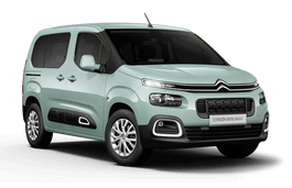 Citroën Berlingo wheels and tires specs icon