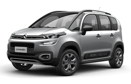 Citroën C3 Aircross wheels and tires specs icon