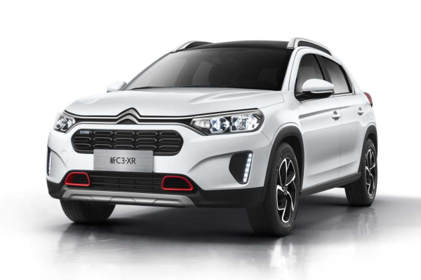 Citroën C3-XR Restyling SUV