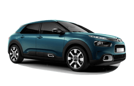 Citroën C4 Cactus wheels and tires specs icon