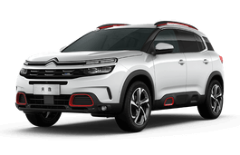 Citroën C5 Aircross wheels and tires specs icon