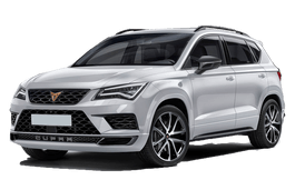 Cupra Ateca wheels and tires specs icon