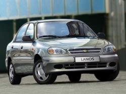 Chevrolet Lanos Saloon