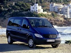 Mercedes-Benz Vito II (W639) Van