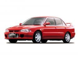 Mitsubishi Lancer Evolution I Saloon