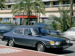 Saab 900 I Facelift Седан