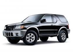 Isuzu Rodeo wheels and tires specs icon
